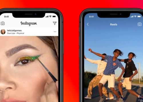 Reels aumenta su visibilidad en Instagram para luchar contra TikTok