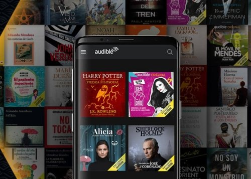 Audible llega a España: los audiolibros y podcasts de Amazon