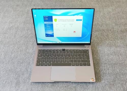 Review: MateBook 14 2020 AMD, potencia y diseño en el último portátil de Huawei