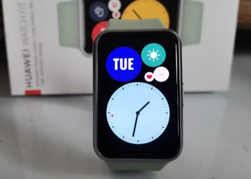 Review: Huawei Watch Fit, un reloj deportivo de uso sencillo y muy buen precio