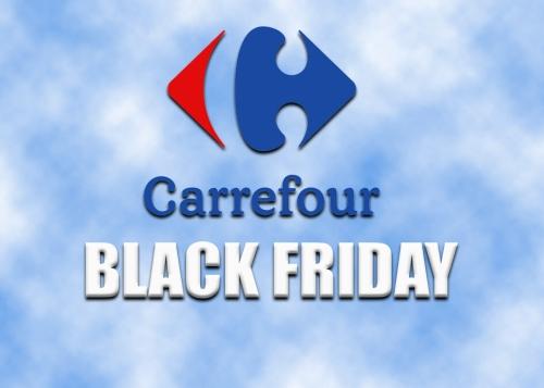 Black Friday en Carrefour: mejores ofertas en electrónica y tecnología