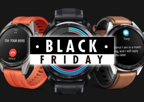 17 smartwatches baratos para darse un capricho por el Black Friday