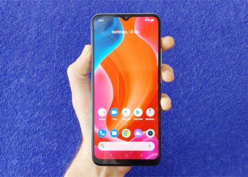 Review: Realme 7i, un móvil con gran relación calidad-precio en la gama de entrada