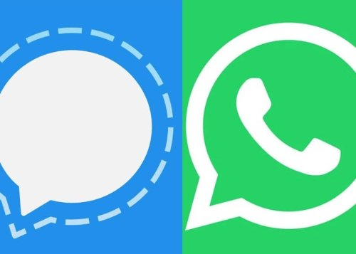 Signal vs WhatsApp: ¿cuál es mejor?
