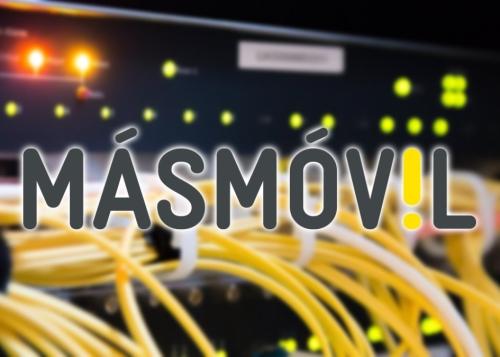 MásMóvil añade 5 GB gratis a su tarifa de fibra y móvil de 20 GB