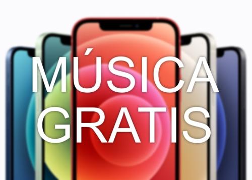 Escucha música gratis en el iPhone de forma legal