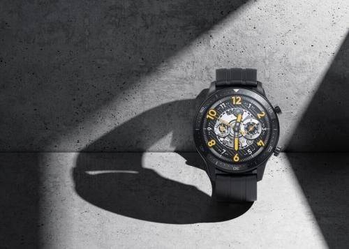 Watch S Pro, diseño atractivo y 14 días de batería en el último smartwatch de Realme
