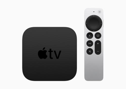 Apple TV 4K se renueva con HFR, color adaptativo y un nuevo mando Siri Remote