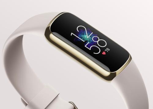 Fitbit Luxe: acabados premium y diseño elegante en la última pulsera fitness de Fitbit