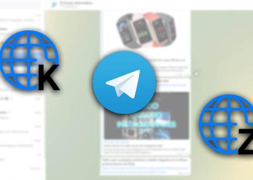 Telegram WebK y Telegram WebZ, los nuevos Telegram Web
