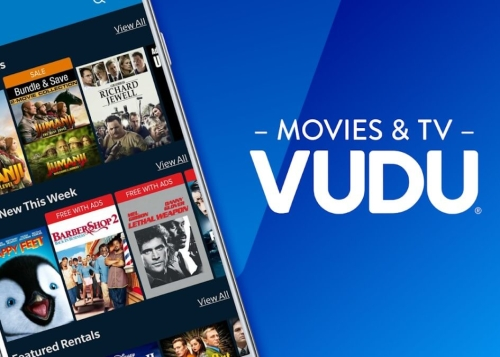 Vudu, la app de contenido en streaming gratuita