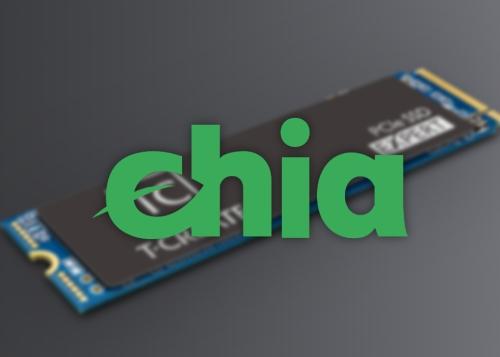 Este SSD es el que necesitas si quieres minar ChiaCoin