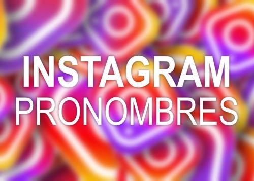 Instagram ya permite añadir pronombres a los perfiles