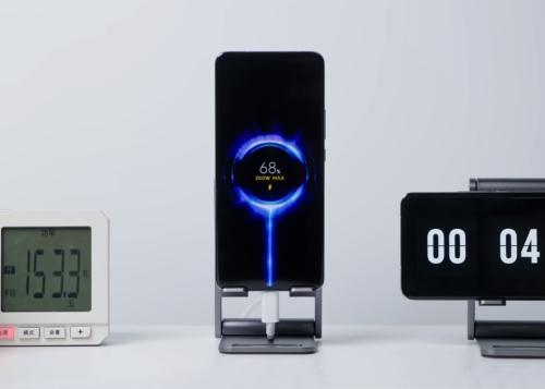 Tu móvil cargado en 8 minutos: así es la carga HyperCharge de Xiaomi a 200 W