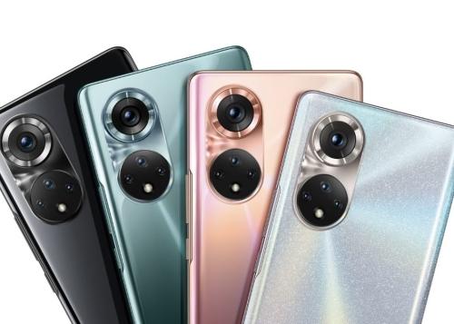 Honor 50, 50 Pro y 50 SE: los nuevos móviles llegan con Servicios de Google