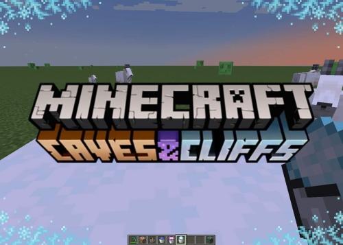 Minecraft 1.17 Caves & Cliffs parte 1: todas las novedades
