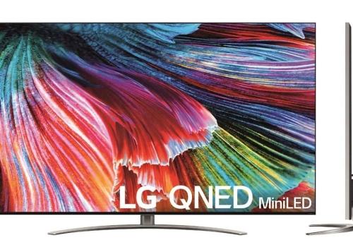 Llegan a España los televisores LG QNED MiniLED 4K y 8K desde 2.299 €