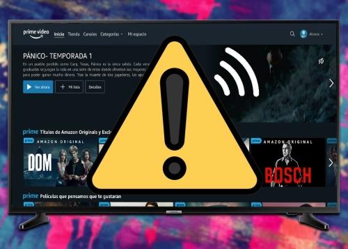 Amazon Prime Video no funciona en Samsung Smart TV: por qué