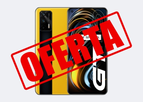 realme GT en oferta: compra el móvil con Snapdragon 888 más barato por el Amazon Prime Day