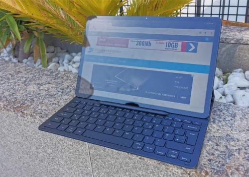 Galaxy Tab S7 FE llega a España: 12,4 pulgadas, 5G y S Pen en la tablet premium de Samsung