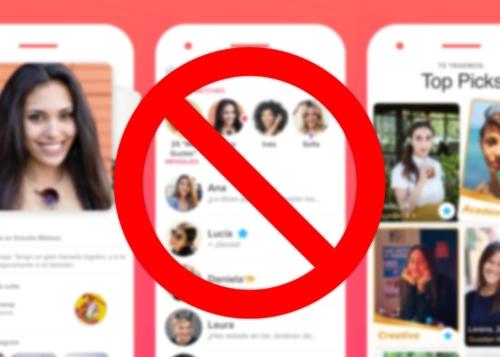Tinder ya permite bloquear tus contactos para no encontrártelos