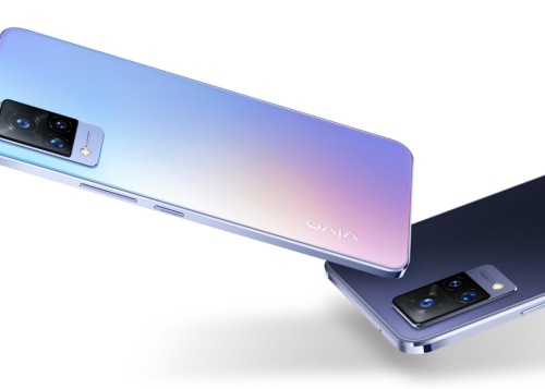 Vivo V21 5G llega a España: selfies de lujo gracias a su cámara frontal de 44 MP con OIS
