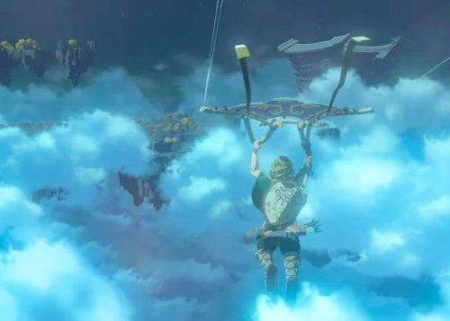 The Legend of Zelda: nuevo tráiler y fecha de la secuela de Breath of the Wild