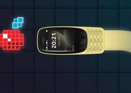 Nokia 6310 vuelve con el mítico juego Snake