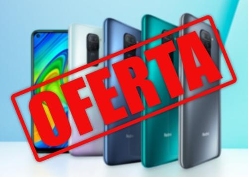 Oferta: Xiaomi Redmi Note 9 a solo 149 euros: todavía puedes comprarlo a un precio brutal