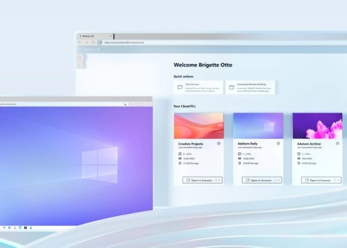 Windows 365 es oficial: el sistema operativo en streaming