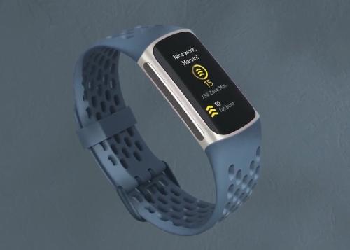 Fitbit Charge 5 es oficial: la pulsera fitness que analiza si debes entrenar o descansar