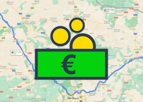 Google Maps mostrará el precio de los peajes de las autopistas