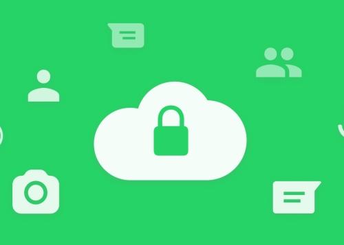 WhatsApp comienza a habilitar el cifrado extremo a extremo en los backups en la nube