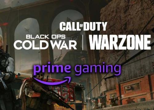 Consigue contenido gratis para CoD Warzone gracias Amazon Prime