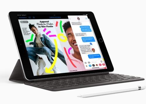 iPad 2021: el renovado iPad base mantiene un diseño clásico y el precio barato