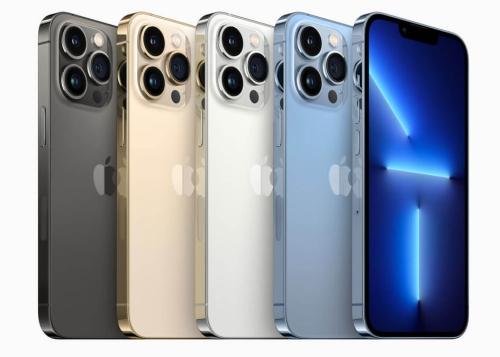 iPhone 13 Pro y Pro Max: 120 Hz en los móviles más premium de Apple