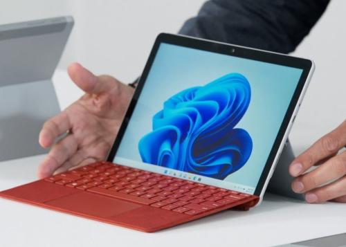 Surface Go 3 es oficial: mejoras en los procesadores y presencia de Windows 11