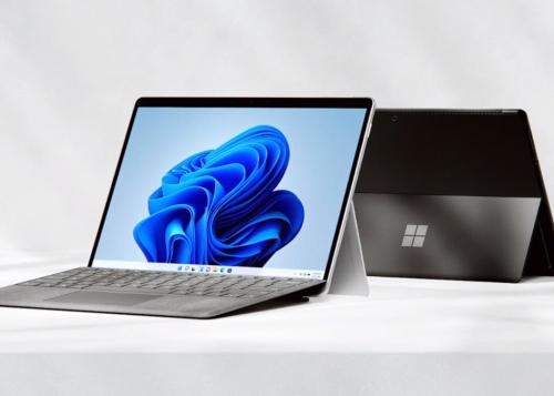 Surface Pro 8 viene con pantalla a 120 Hz, Windows 11 y hardware renovado