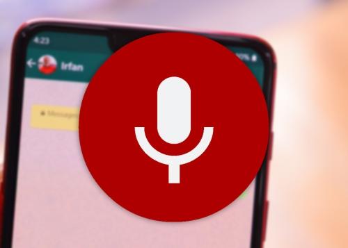 ¿Odias los audios de WhatsApp? Esta nueva función te alegrará el día