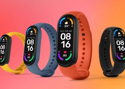 Xiaomi Mi Band 6 NFC es oficial: al fin podrás pagar con la pulsera fitness
