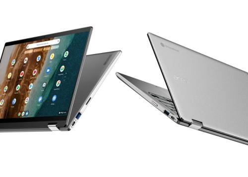 Táctiles, convertibles y muy diversos: así son los nuevos Chromebooks de Acer