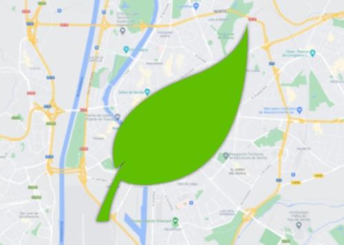 Google Maps cambia la ruta recomendada por la más ecológica