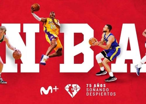 Dónde ver la NBA 2021-2022 en Movistar+