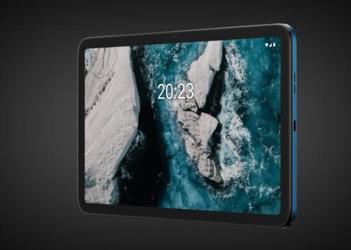 Nokia T20: el retorno de Nokia a las tablets sorprende por su enorme batería y buen precio