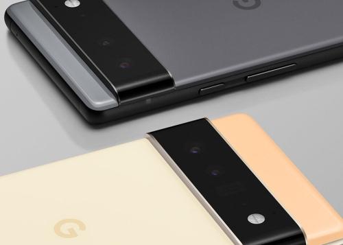 Llegan los nuevos Pixel 6 y Pixel 6 Pro estrenando características exclusivas de Google