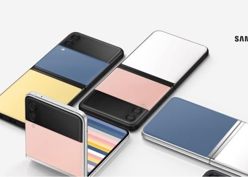 Galaxy Z Flip 3 Bespoke Edition: podrás personalizar los colores del plegable de Samsung