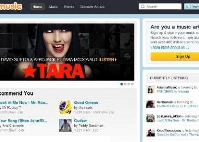 twitmusic, nuevo servicio de Twitter para reproducir y recomendar canciones