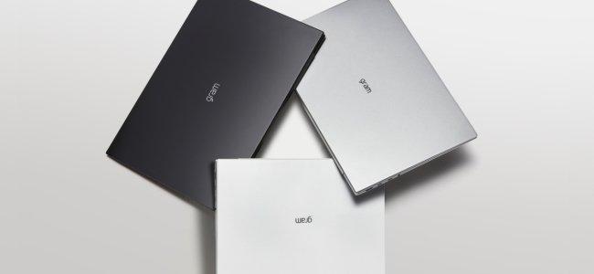 LG Gram 2021 llega a España: más potencia y variedad en los ultraligeros de LG