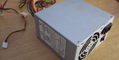 Probar fuente ATX antes de instalarla