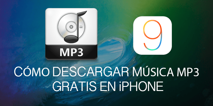 como descargar musica gratis en iphone sin itunes